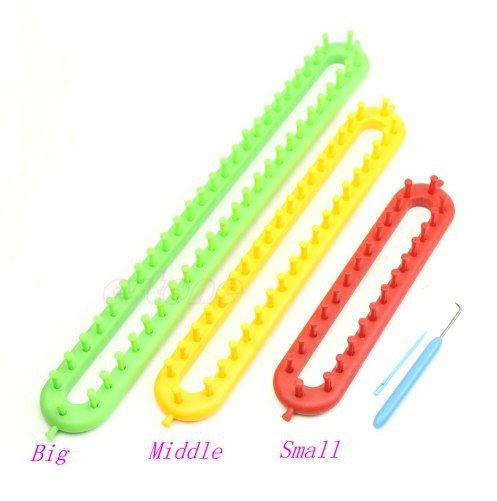 длинный лум для вязания набор